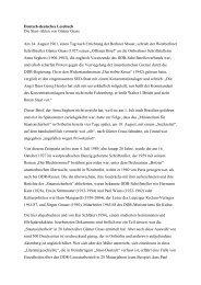 Deutsch-deutsches Lesebuch - Geschichtswerkstatt Jena eV