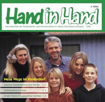 Neue Wege im Kinderdorf: - Albert-Schweitzer-Verband eV