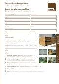 Textos para la oferta pública - Gerhardt Braun RaumSysteme GmbH ... - Page 3