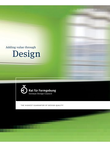 Design - German Design Council