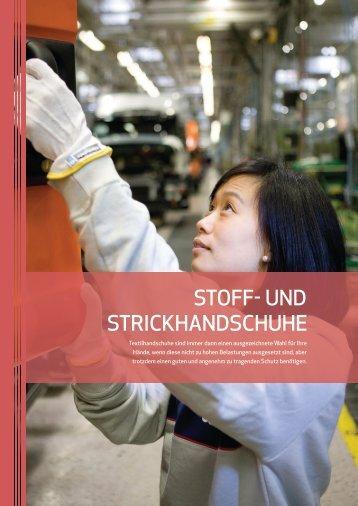 Ejendals Schutzhandschuhe Stoff und Strick - Germanex