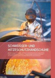 scHWeIsser-und hitzeschutzhandschuhe - Germanex.de