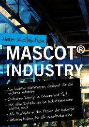 Mascot Industrie - Germanex