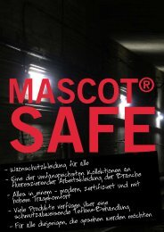 Mascot Safe - Germanex.de