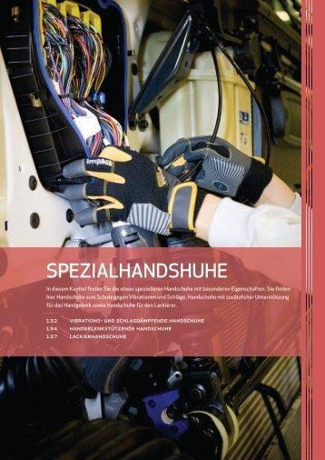 Ejendals Schutzhandschuhe Spezielle Risiken - Germanex.de