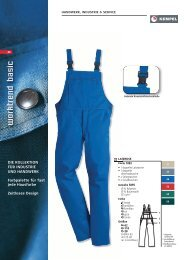 Kempel Katalog Teil 06 worktrend basic - Germanex