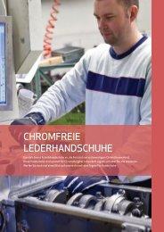 cHrOMfreIe lederhandschuhe - Germanex