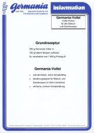 Germania-Vollei 15-07-2010 - Germania Backmittel