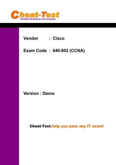 ccna questions and answers pdf free download