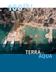 Terra et Aqua 100 - International Association of Dredging Companies