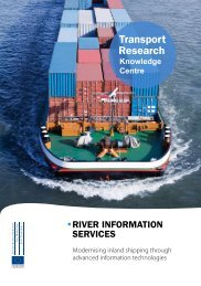 River Information Services - Transport Research & Innovation Portal