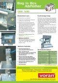 Prospekt Bag in Box.fh8 - voran Maschinen GmbH - Page 2