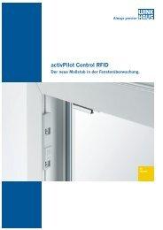 activPilot Control RFID - Winkhaus