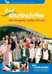 Moor-Heilbad im Herzen Westfalens! - Bad Westernkotten