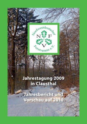 Bericht 2009 - Deutscher Forstverein