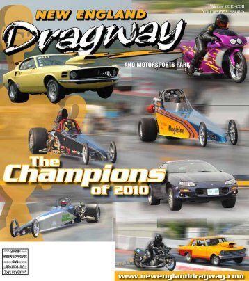 of 2010 - New England Dragway