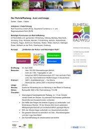 Factsheet RTRW 2012.pdf - Ruhrtalradweg