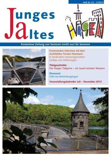 Ausgabe Nr. 23 - Hagen