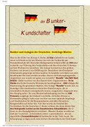 der Bunker- Kundschafter - Nonstop Systems