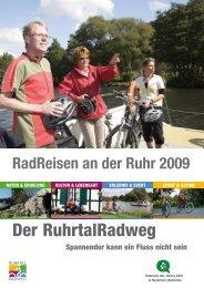 Der ruhrtalradweg - Sauerland-Waldroute