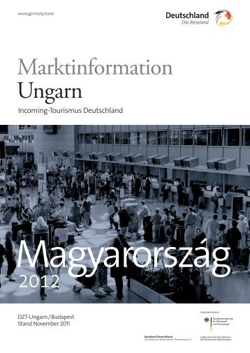 Marktinformation Ungarn - Germany Travel