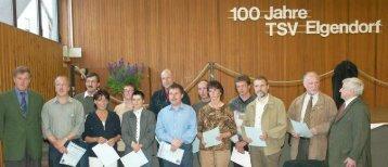 Bericht Pressewart zum Regionstag 2004 in Stichworten - TTVR