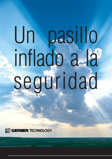 GT v21 n2 Spanish.qxd - Gerber Technology
