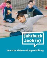 Passiva - Deutsche Kinder und Jugendstiftung