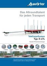 Das Allroundtalent für jeden Transport - Auwärter