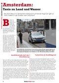 Amsterdam: Taxis befahren Schienen - bei Taxi 60160 - Seite 4