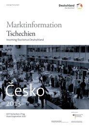 Marktinformationen Tschechien - Germany Travel