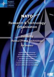 Research & Technology Organisation