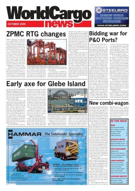ZPMC RTG changes - WorldCargo News Online
