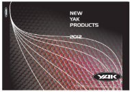 NEW YAK PRODUCTS