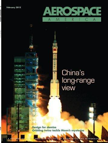 February 2012 - Aerospace America
