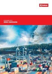 Kalmar RTG Zero Emission