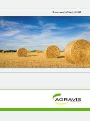 Konzernlagebericht des Vorstandes - AGRAVIS Raiffeisen AG