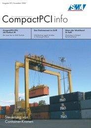 CompactPCI info Nr.07 - SMA Solar Technology AG