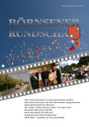 Rundschau 178, September 2010 - SPD Börnsen