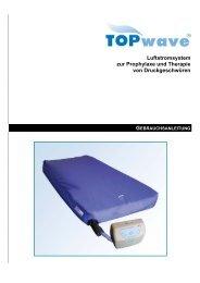 Luftstromsystem zur Prophylaxe und Therapie ... - GerroMed Pflege