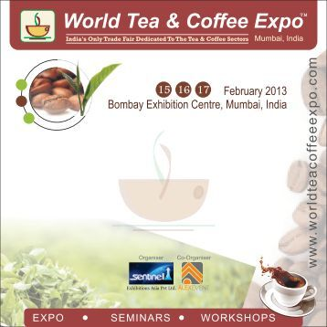 Final BROUHURE _10 - World Tea & Coffee Expo