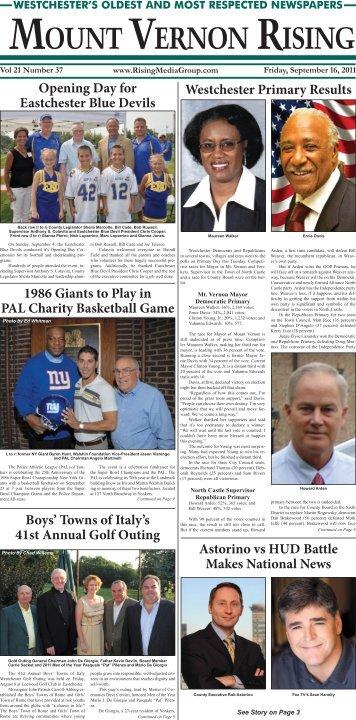September 16, 2011 - Rising Media Group, LLC