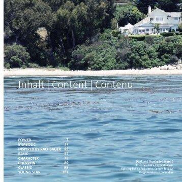 Inhalt | Content | Contenu - Energetix