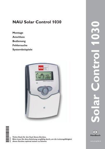 Solar Control 1030 - Nau