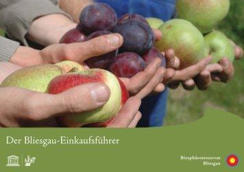 Der Bliesgau-Einkaufsführer - Gemeinde Gersheim