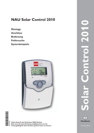 Solar Control 2010 - Nau