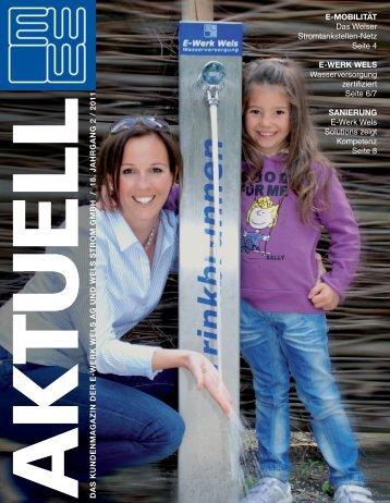 Ausgabe 2 / 2011 (PDF - 3 9 MB) - im E-Werk Wels