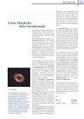 Nr. 10 2002 NY 40 Jugendarbeit Alpen-Meteorit VdS ... - VdS-Journal - Seite 3