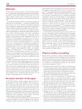 physical activity counselling and exercise training - Page 2