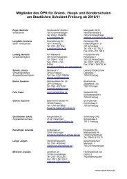 Mitglieder des ÖPR für Grund-, Haupt- und ... - Zum Kultusportal